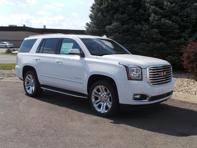 New 2018 Gmc Yukon Slt Suv In Indianapolis T16009 Ray