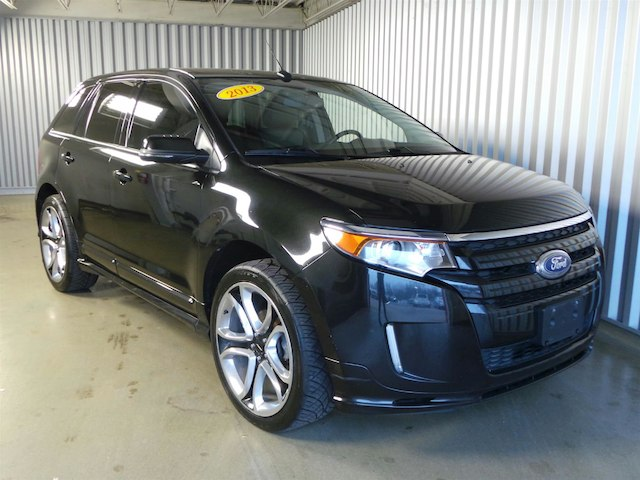 pre-owned 2013 ford edge sport suv in indianapolis #t16606b | ray