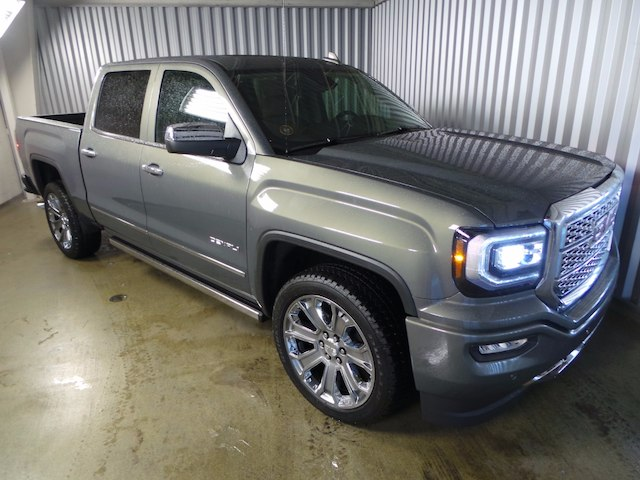 New 2018 Gmc Sierra 1500 Denali Truck In Indianapolis T16005