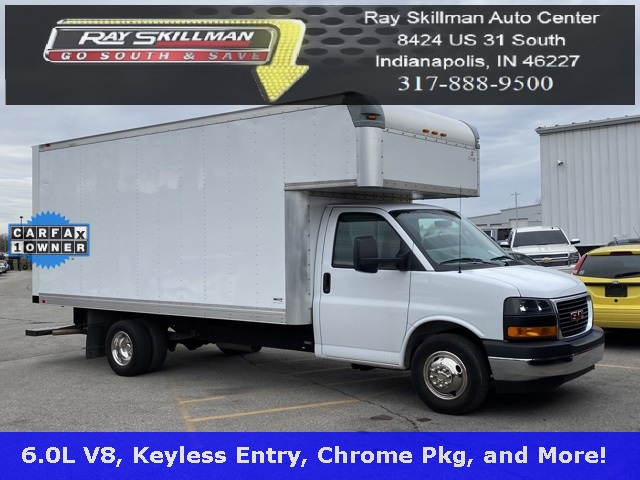 Pre-Owned 2017 GMC Savana 3500 Work Van