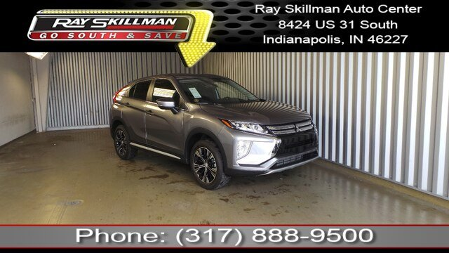 New 2018 Mitsubishi Eclipse Cross ECLIP CRS/SEL/SAWC