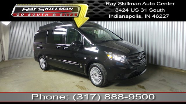 Pre-Owned 2019 Mercedes-Benz Metris STANDARD ROOF 126
