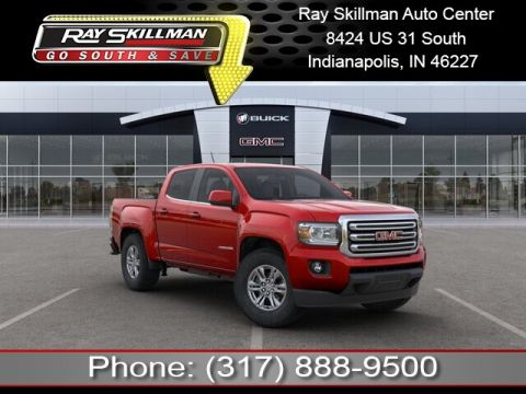 New 2020 GMC Canyon SLE