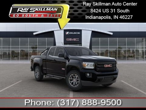 New 2020 GMC Canyon All Terrain w/Cloth