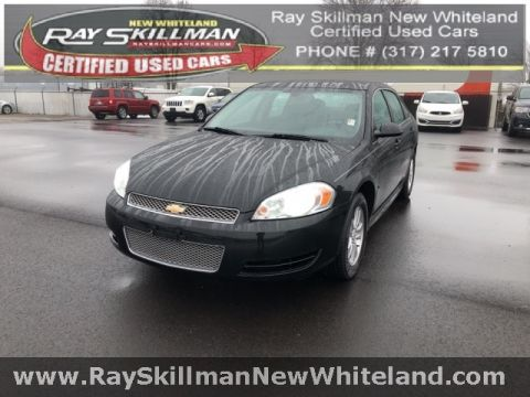 Pre-Owned 2012 Chevrolet Impala LS