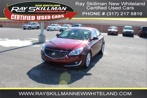 Pre-Owned 2016 Buick Regal Turbo Premium II
