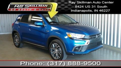 New 2019 Mitsubishi Outlander Sport OUT SPT ES/AWC