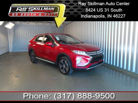 New 2018 Mitsubishi Eclipse Cross ECLIP CRS/SE/SAWC