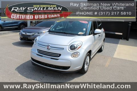 Pre-Owned 2017 FIAT 500L Pop